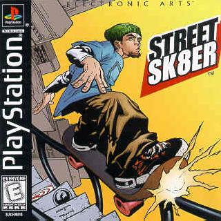 Screenshot Thumbnail / Media File 1 for Street Sk8er [NTSC-U]